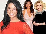 Household upheaval! Bristol Palin and Joan Rivers trade lives AND children on Celebrity Wife Swap