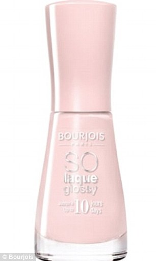 Bourjois So Laque Glossy in Oh So Rose