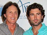 Father and son: Bruce Jenner and son Brody, shown together in Las Vegas in April, have their relationship examined in the upcoming episode of Keeping Up With The Kardashians