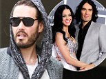'I tried it and I loved it but it's hard': Russell Brand still pining over losing Katy Perry as talk show gets the axe