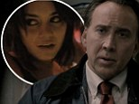'He said it was his den. It was more of a dungeon': Vanessa Hudgins tells Nicolas Cage of kidnap ordeal in The Frozen Ground trailer