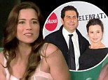 'The proposal was very beautiful': Mad Men's Linda Cardellini engaged to longtime boyfriend Steven Rodriguez
