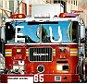 Two fire engine companies in Midtown Manhattan were recently stalked by a so-called firefighter 'buff.' When she was told to back-off, the woman got even crazier
