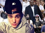 More trouble for Bieber: Justin's bodyguards are under investigation AGAIN for battery