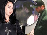 Rocking out: Katy Perry and Robert Pattinson attended a Bjork concert at the Hollywood Palladium in Los Angeles together on Saturday night