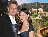 Top Chef's Curtis Stone and Lindsay Price marry in idyllic Spanish ceremony