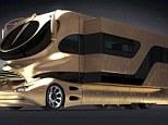 Not your average caravan: T