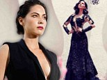Beauty and brains! Olivia Munn shows off her timeless elegance in eveningwear for new photo shoot