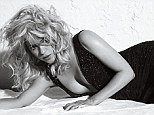 'The secret to my happy relationship': Shakira opens up about Gerard Piqué as she works those mesmerising hips in seductive shoot
