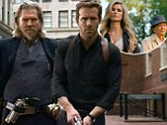 Like you've never seen them before! Ryan Reynolds and Jeff Bridges' surprising alter egos are revealed in new R.I.P.D. trailer