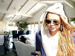 Lindsay Lohan 'checks out of Betty Ford Center and into luxury Malibu rehab clinic'