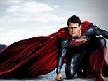 Brit Henry Cavill plays Superman with maximum handsomeness but absolutely no sense of humour