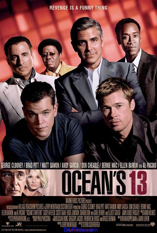 oceans thirteen ver3 Oceans Thirteen 2007 BluRay 720p Movie Download