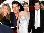 'We're very close!' Denise Richards credits Charlie Sheen's split from Brooke Mueller with saving their friendship
