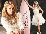 Paris Hilton opens the doors to her palatial Beverly Hills pad as she admits 'there's more to life than possessions'