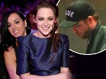 Once close: Katy Perry and Kristen Stewart at the Nickelodeon Kids' Choice Awards in March