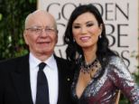 Third wife: Media tycoon Rupert Murdoch and Wendi Deng's marriage came less than a month after his divorce from ex-wife Anna Maria Torv Murdoch Mann was finalized, which was one of the most expensive in history at $1.7billion