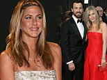 'I like loose and natural': Jennifer Aniston on how she wants 'maybe had a romp' hair for wedding to Justin Theroux