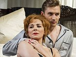 Fine staging: This is a play of histrionics, dissolute people leading desperate lives, writes Quentin Letts