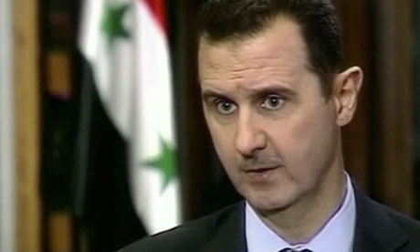Syria regime used chemical weapons against rebels, US officials say