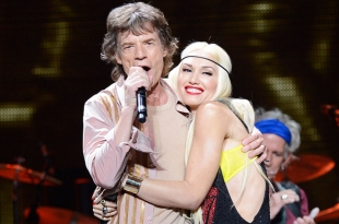Rolling Stones Western Swing Tops Hot Tours Chart