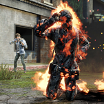 In Video Game, Survival Favors the Man