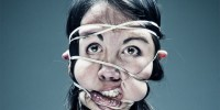 Rubber-Band Portraits Stretch the Limits of Distortion — And Pain