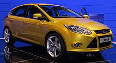 Best Hatchback Vehicles - Ford Focus