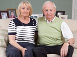 Still waiting: Victoria and Peter Shelley, who made a £255,400 when they sold their villa near Marbella, are still owed £5,000 from the Spanish government