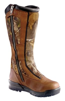 RedHead® Bone-Dry 13'' Bayou Zip Snake Boots for Ladies - 10 M