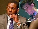 Who will be Who? Homeland star David Harewood joins list of actors tipped to take over from Matt Smith as the Time Lord