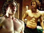That's one Kick Ass body! Aaron Taylor Johnson shows off his rippling muscles in new trailer