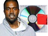 Critical reception: Kanye West, shown earlier this month at a Yeezus listening party in Switzerland, was slammed by the American Parkinson Disease Association over an offensive lyric