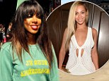 'I'm not jealous of Beyoncé!' Kelly Rowland insists she's on good terms with her childhood friend after new confessional single reveals feelings of 'rage'