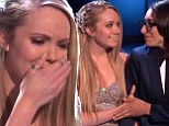 Sweet sixteen! Country girl Danielle Bradbery becomes youngest winner in The Voice history... on mentor Blake's birthday