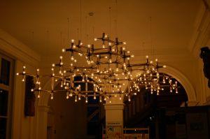 oświetlenie sufitowe - lampy led