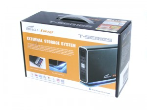 Eagle Tech Consus T-Series External HDD Enclosure Review
