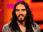 Comedian: Russell Brand
