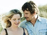 Maturity: Julie Delpy and Ethan Hawke in Before Midnight