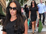 Of course she's headed for the shops! Tamara Ecclestone returns from her honeymoon... and heads straight for some retail therapy