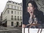 Nigella has been staying with her sister Horatia in Mayfair
