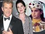 'He would curse and scream at me!' Gaby Hoffman reveals the terror of working with Mel Gibson as an 11-year-old child star