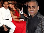 Chris Brown 'axes duet with Rihanna from his upcoming album'