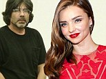 'She's my soul-mate': Alleged Miranda Kerr stalker pleads not guilty after claiming he planned to travel 'with a gun to rescue' the model from her Los Angeles home