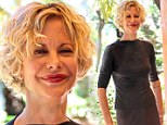 What has happened to Meg Ryan's face? Fresh-faced actress, 51, reveals tighter visage and plumper lips