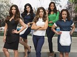 Stereotypical? 'Devious Maids,' the new television series produced by actress Eva Longoria that tells the story of five Latino housekeepers, is being criticized for portraying Hispanics in demeaning roles