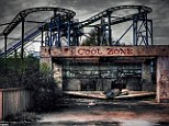 The Crumbling Chaos of Abandoned Amusement Parks Even in the best of times, amusement parks are chaotic, occasionally ugly, and full of danger. But when they are abandoned, they become tragic too.