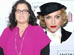 Rose O'Donnell pulled out of Madonna's concert movie premiere due to a health scare following a 'suspicious CAT scan'