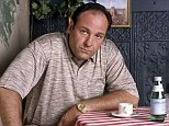 Iconic: Fame came late to Gandolfini but he nearly derailed three years into The Sopranos during a messy divorce