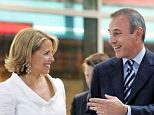Matt Lauer reportedly approached his former co-host Katie Couric (seen together in 2006) about taking over from Ann Curry in 2011 when ratings at the Today Show hit unprecedented lows